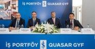"""İş Portföy Quasar GYF""""nin tanıtımı Quasar İstanbul'da yapıldı"""