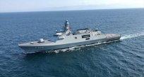 İşte Türkiye'nin yeni milli savaş gemisi! ''MİLGEM''