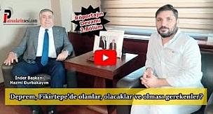 İnder Başkanı Durbakayım Röportajı Bölüm-2 'Fikirtepe, Deprem, Konut Satışları ve Beklentiler'