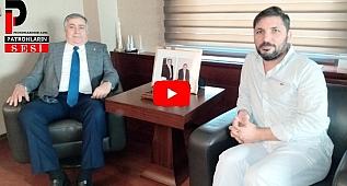 İnder Başkanı Nazmi Durbakayım Röportajı - 1. Bölüm