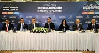 Bakanlık, TOKİ, İBB ve yerel idareler'den İstanbul'da kentsel dönüşüm seferberliği..